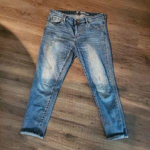 Gap Girlfriend Straight Leg Jean's